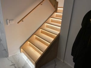 Timber Stair 4