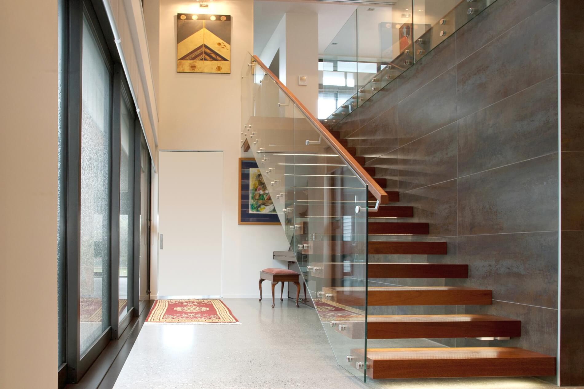 Steel Stair 17