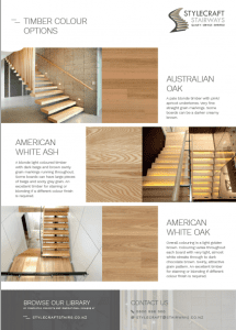 Choosing Timber for Your Stairs & Balustrades