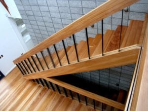Timber Stair 13