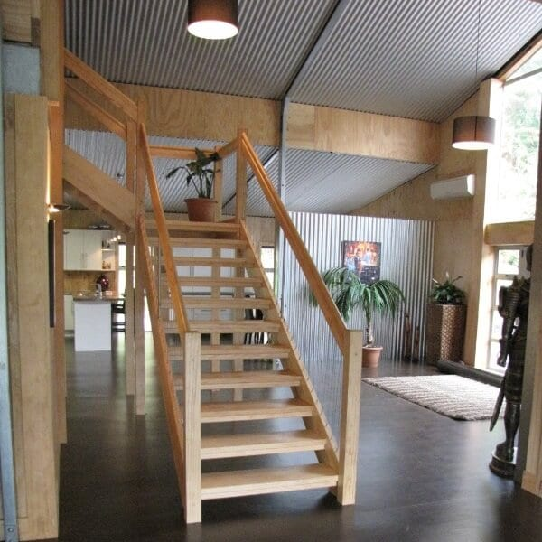 Timber Stair 2