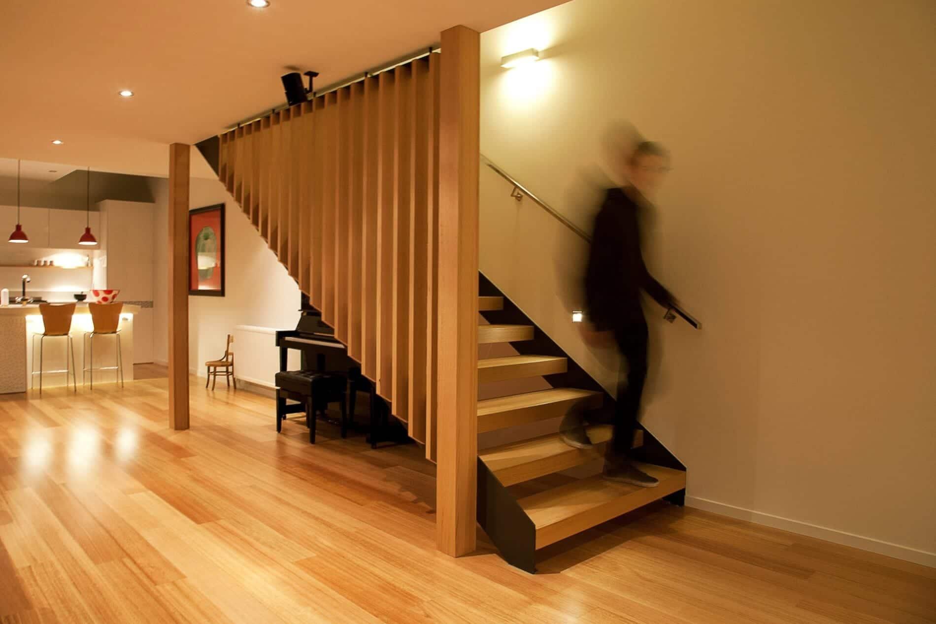Steel Stair 16
