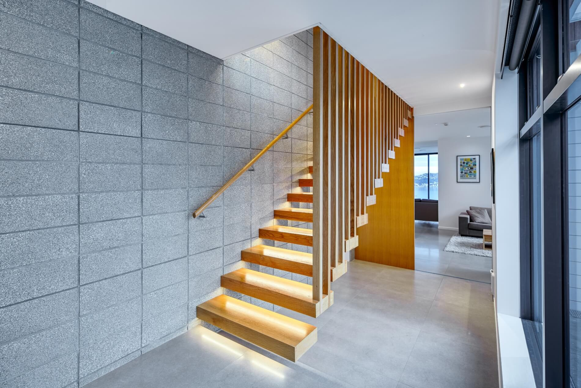 floating stairs specialists auckland wellington completed projects rh stylecraftstairs co nz