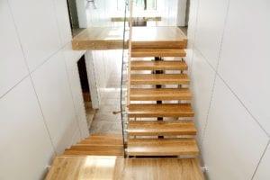 Steel Stair 15