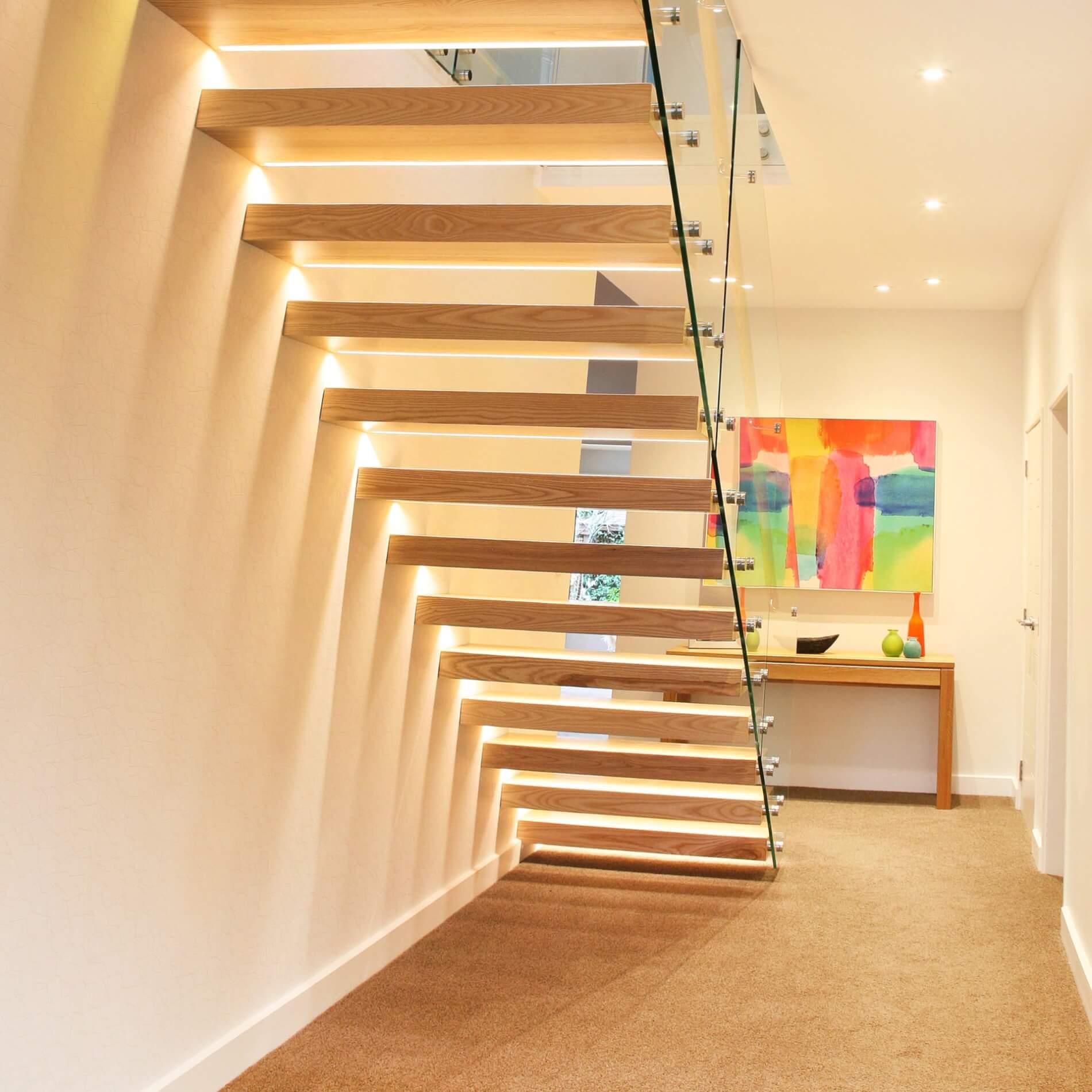 Steel Stair 25