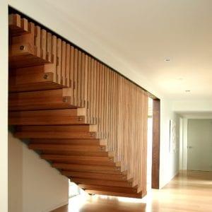 Steel Stair 9
