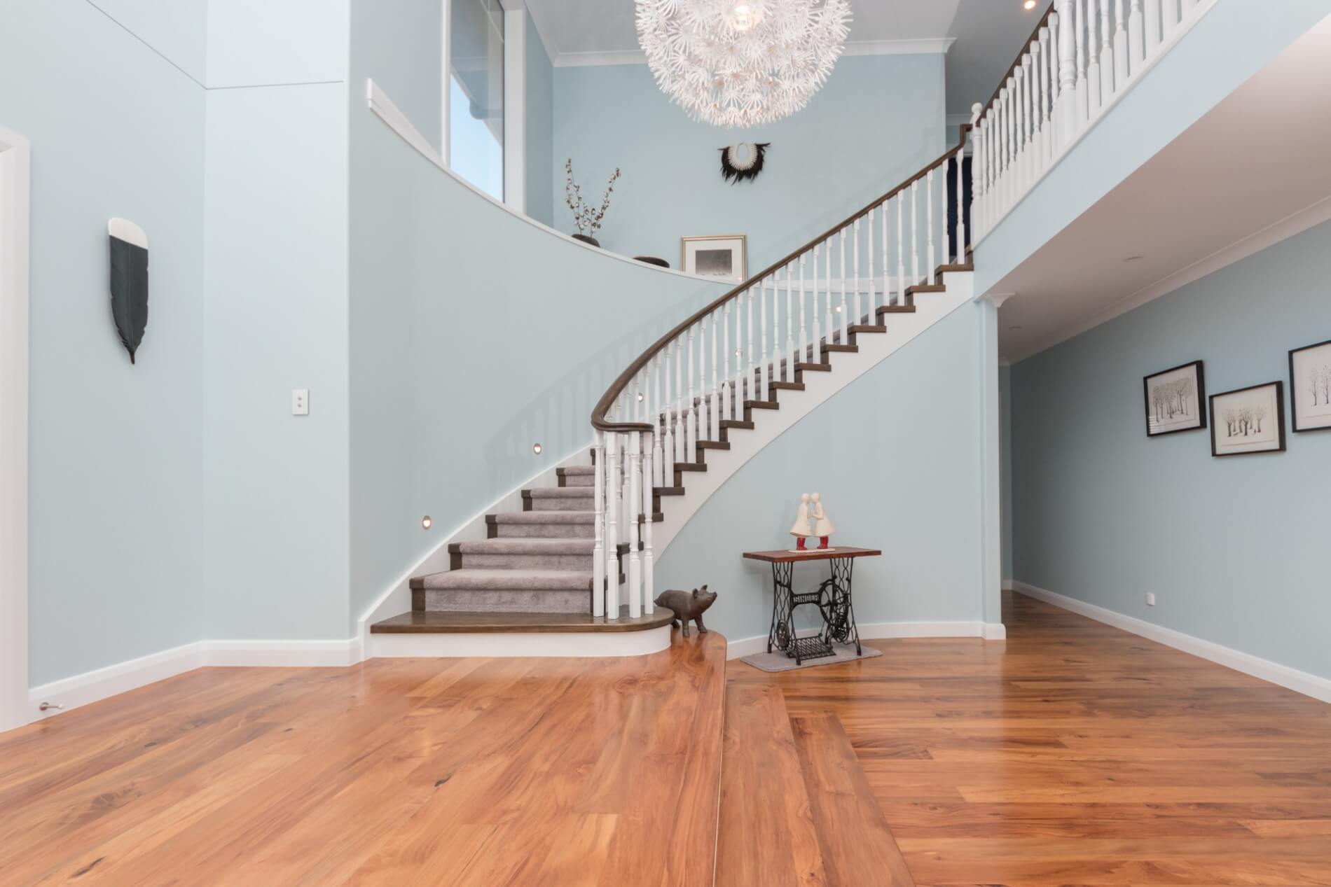 Curved Stair 4