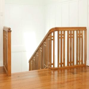 Timber Stair 25