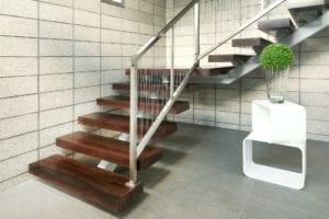 Steel Stair 20