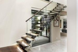 Steel Stair 24