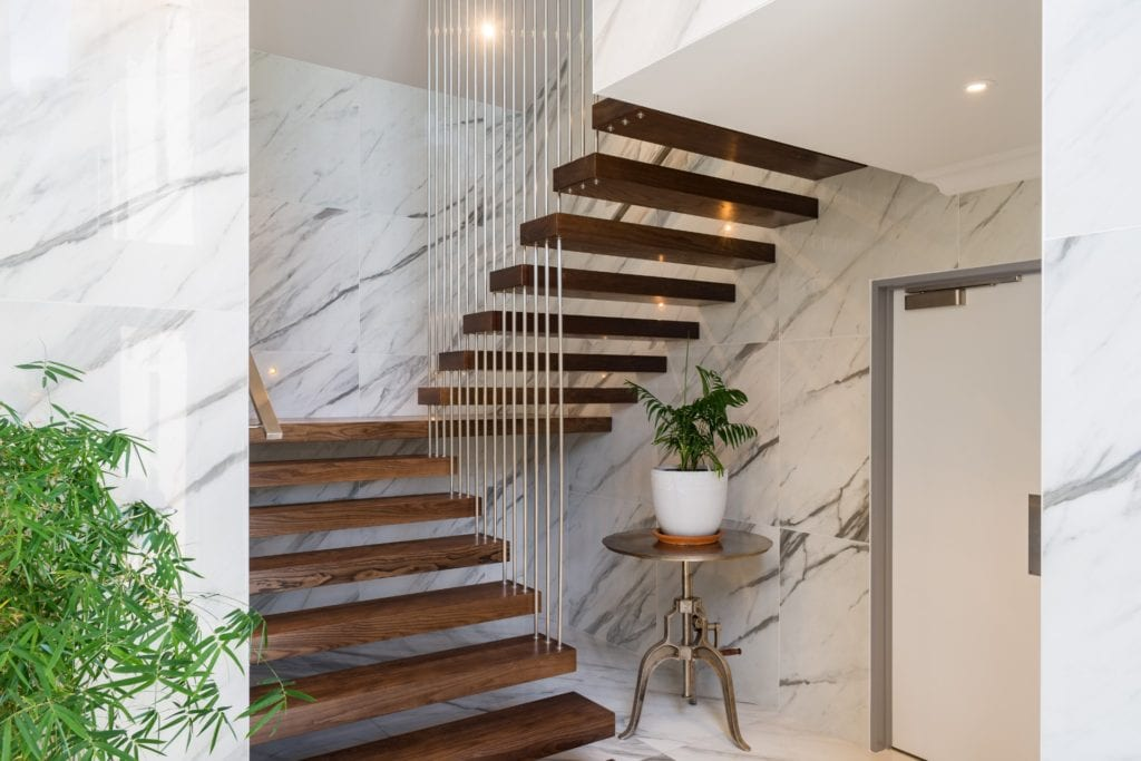 What is a floating stair and how do I buy one?