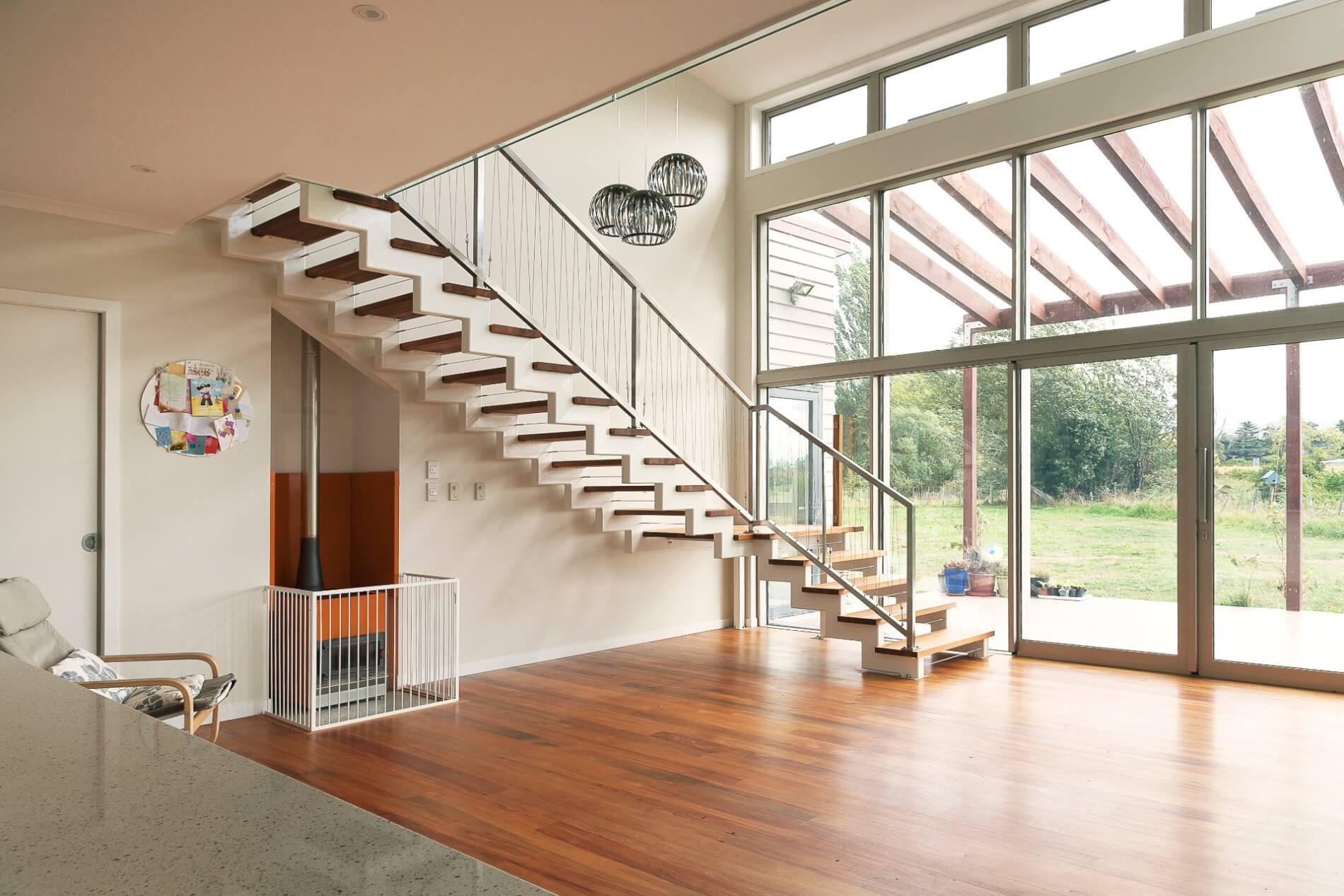 Steel Stair 19