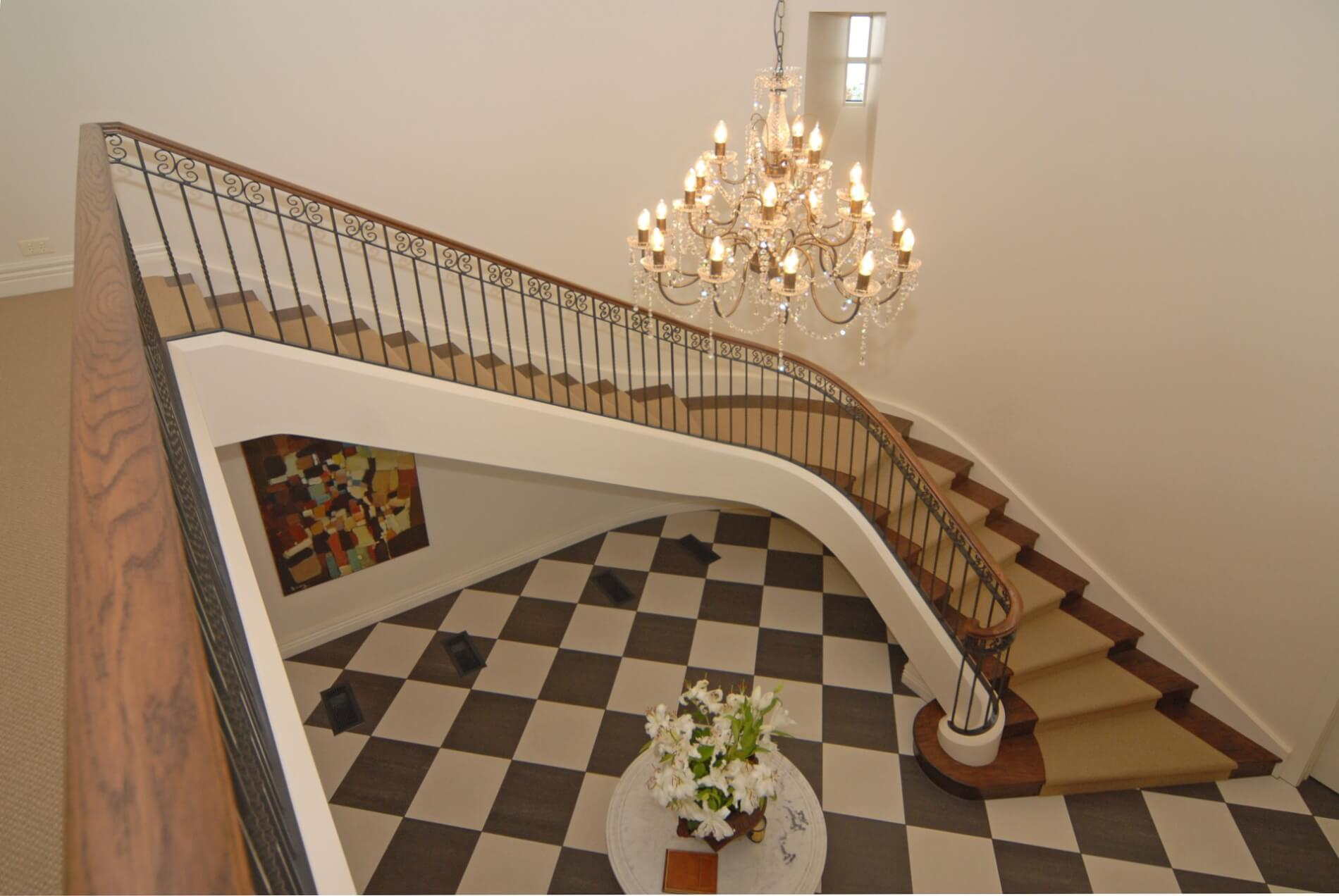 Curved Stair 5