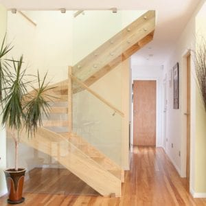 Timber Stair 23