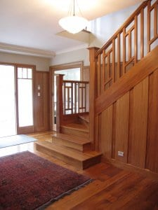 Timber Stair 14