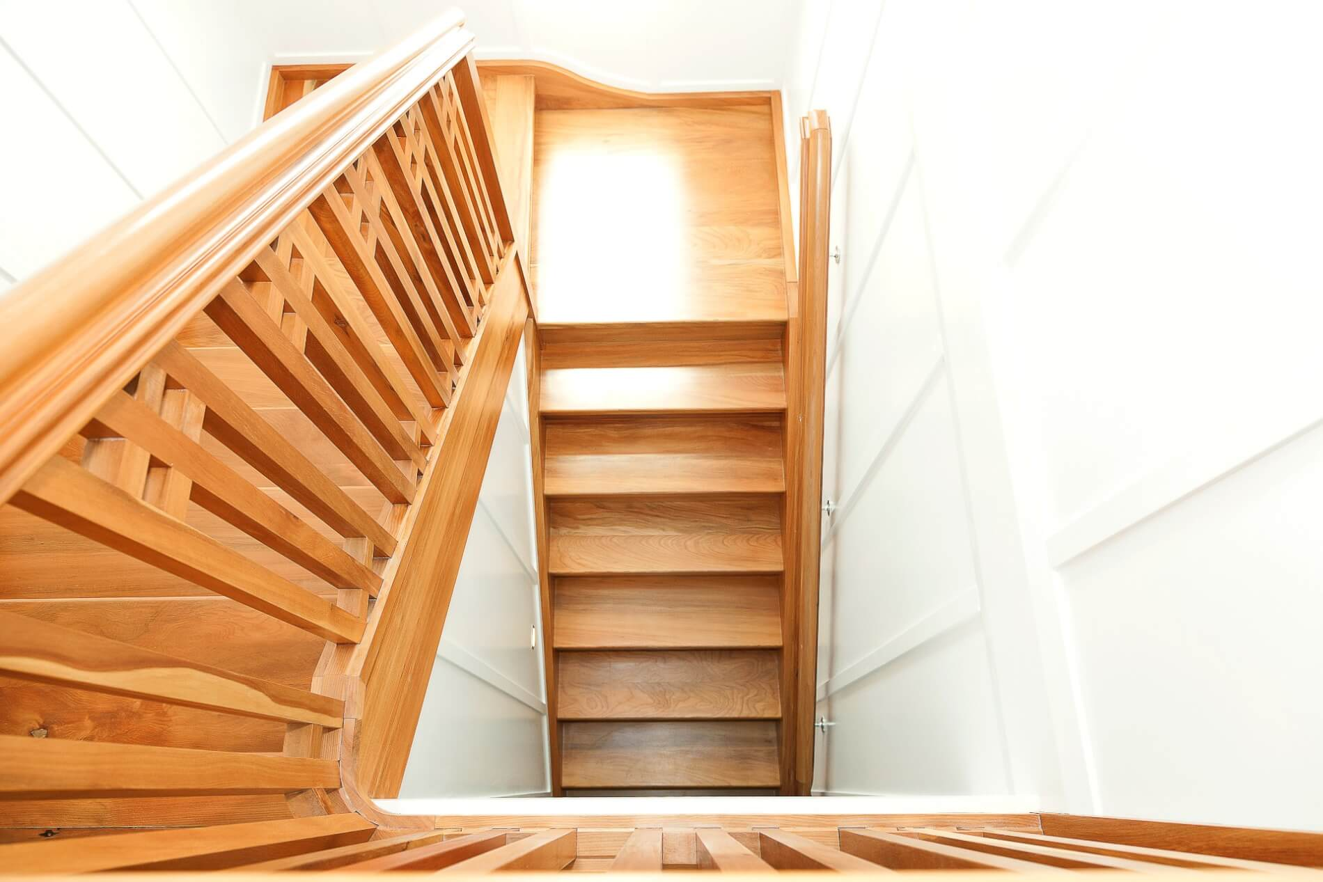 Traditional Timber stair by Stylecraft Stairways