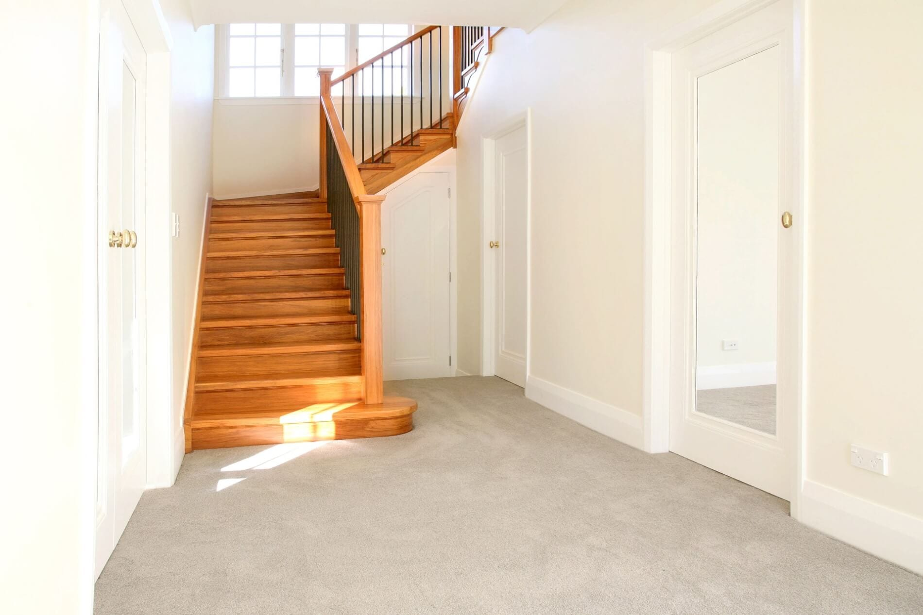 Timber Stair 32