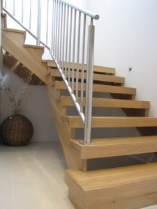 Timber Stair 7