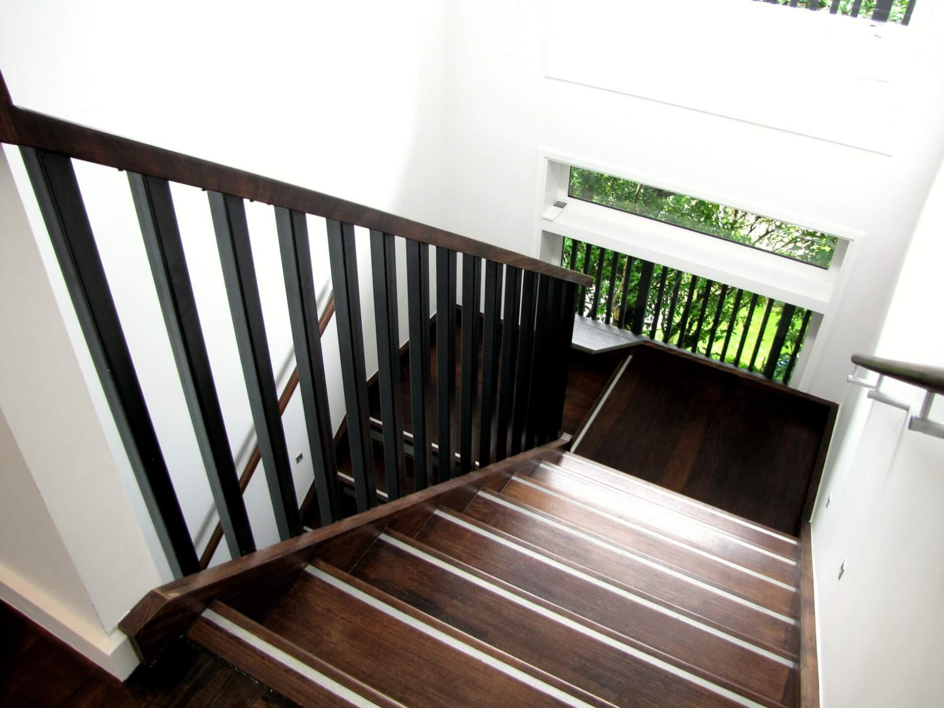 Timber Stair 17
