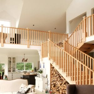 Timber Stair 26