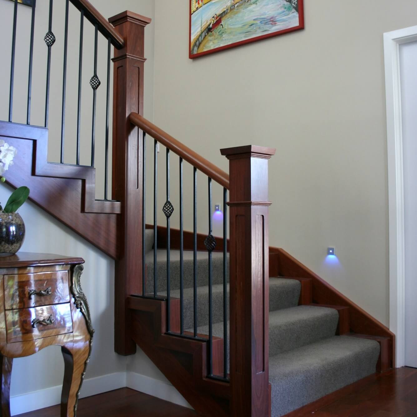 Timber Stair 3