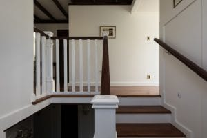 Timber Stairs and Balustrade