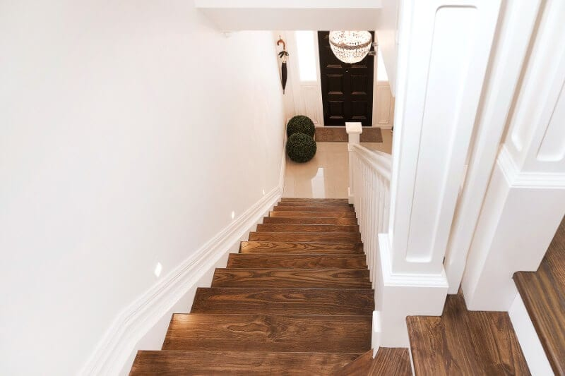 Timber Stair 24
