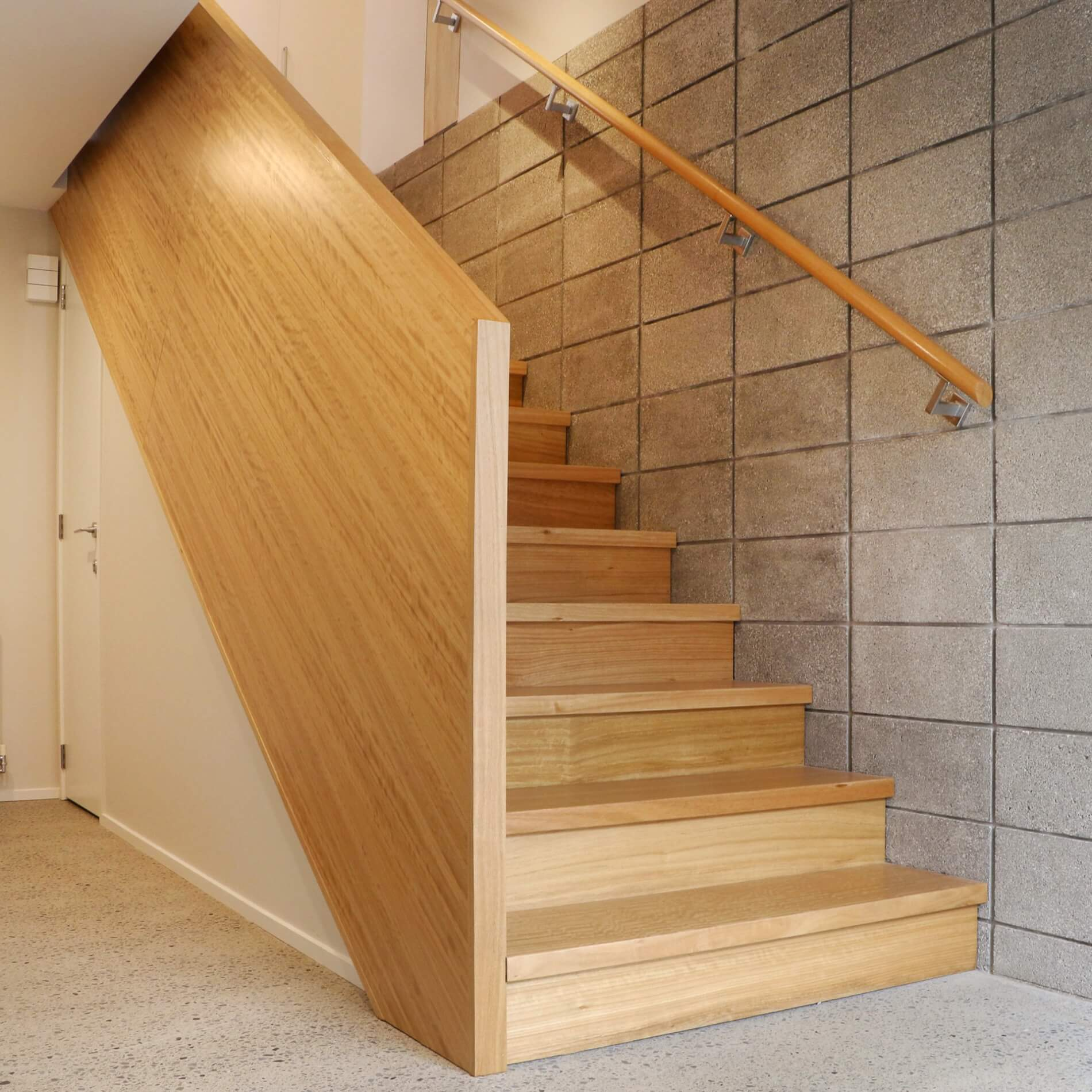 Timber Stair 20