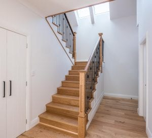 Timber Stair 1